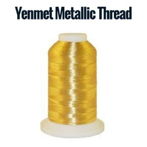Yenmet Metallic Thread
